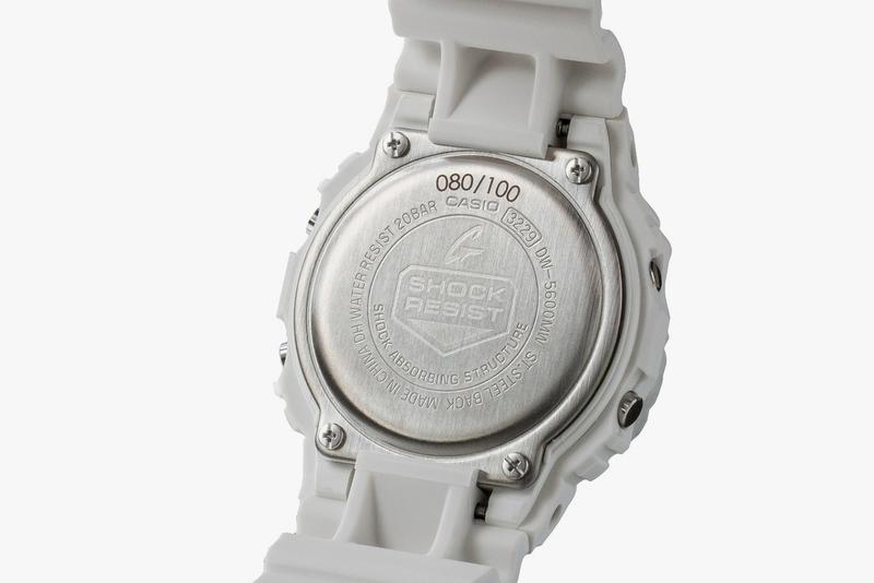 8FIVE2 攜手 G-SHOCK 打造 20 週年全新聯乘錶款
