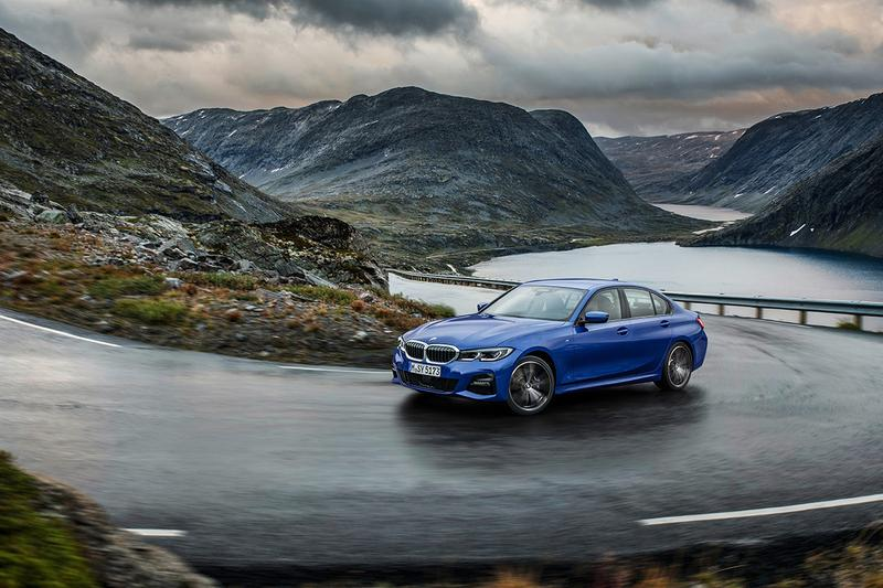BMW 經典 3 系全新車款正式抵達香港!