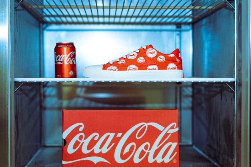 經典聯乘-Bata Heritage x Coca-Cola 鞋款率先近賞