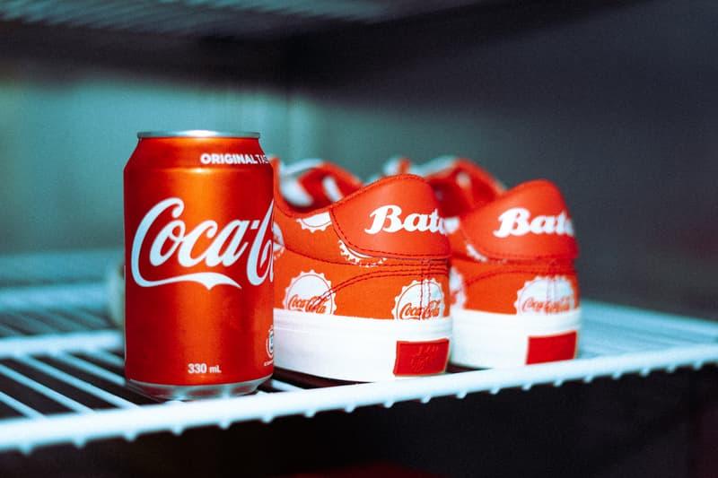 7c74d85a57 經典聯乘-Bata Heritage x Coca-Cola 鞋款率先近賞