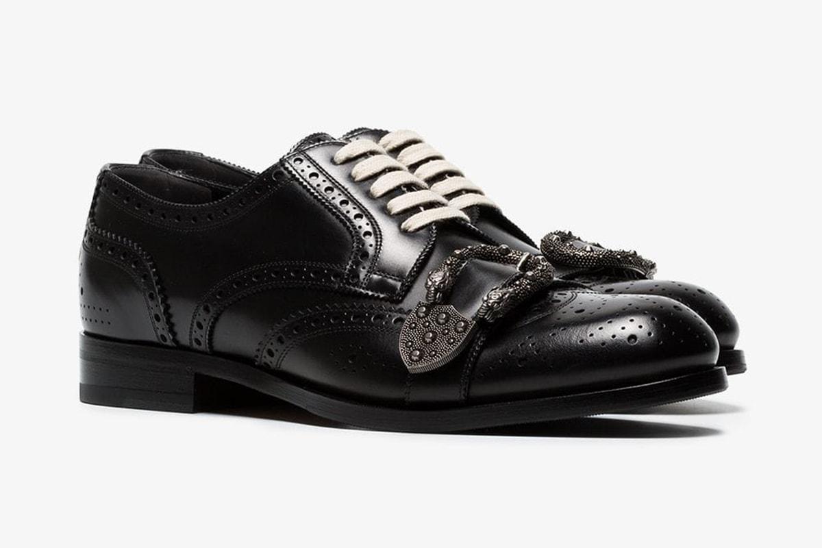2019 春夏 6 款時尚 Leather Shoes 入手推介