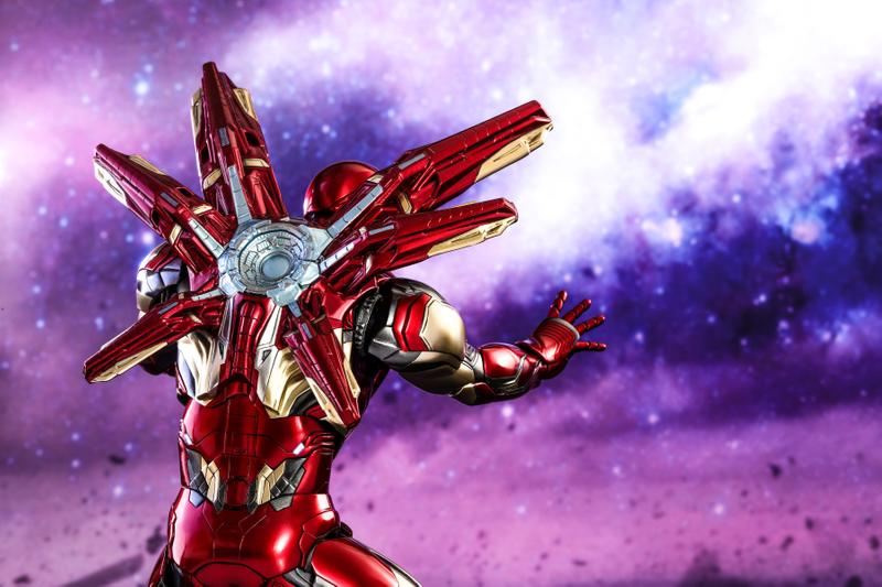 Hot Toys 全新 Iron Man Mark LXXXV 及 Thanos 珍藏人偶已接受預訂