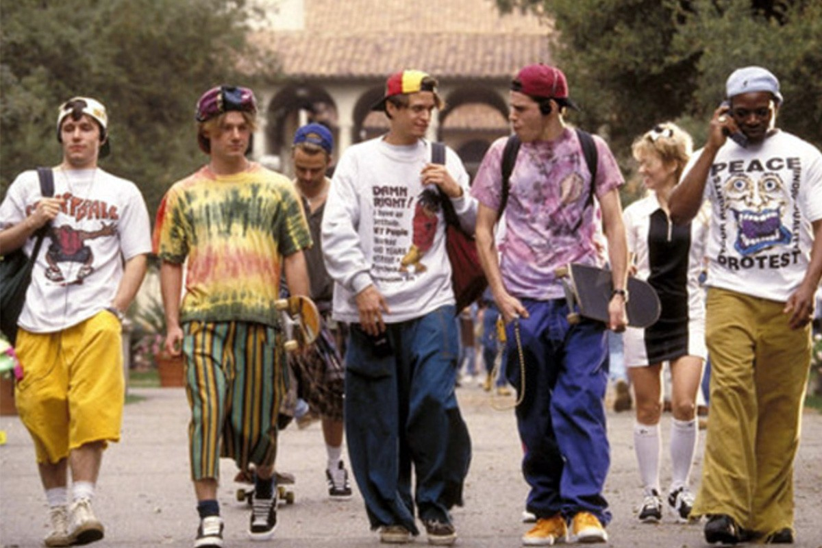 有那些 90 年代電影依然影響著現今穿搭文化?