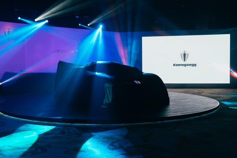 千匹神獸-地上最快跑車品牌 Koenigsegg 君臨香港!