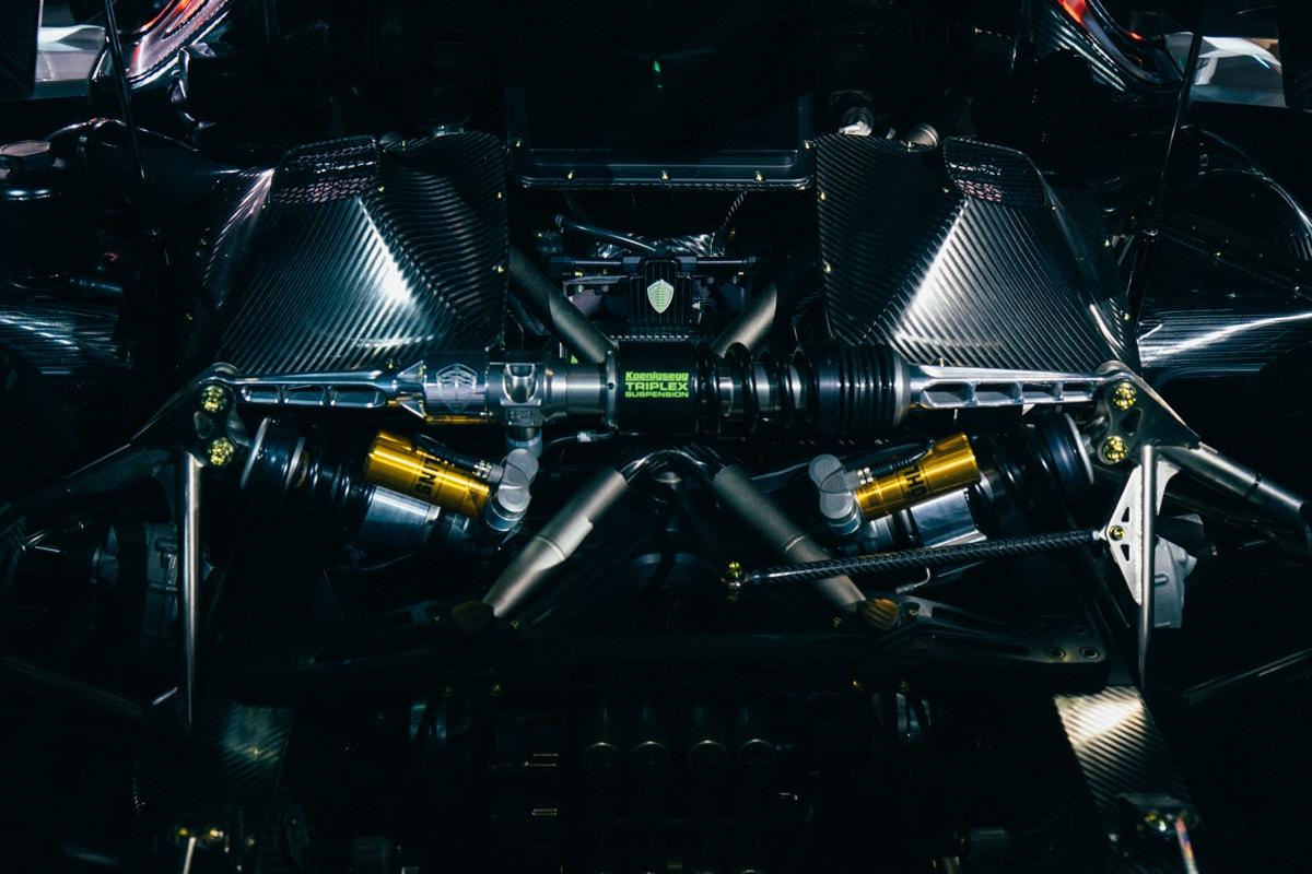 全球最快跑車品牌 Koenigsegg 亮相香港