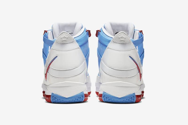 Nike Zoom LeBron 3 復刻配色「Houston Oilers」發售詳情曝光