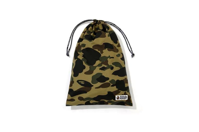A BATHING APE® 迎來會員專屬 1ST Camo 睡衣套裝