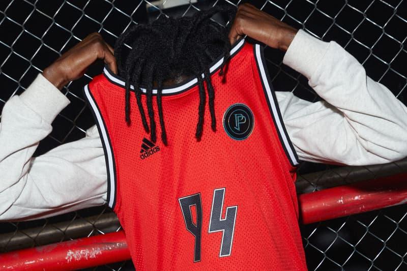 Paul Pogba 攜手 adidas 打造籃球主題別注系列