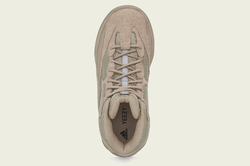 adidas x Kanye West 全新聯乘 YZY DSRT BT Rock 發售詳情公開