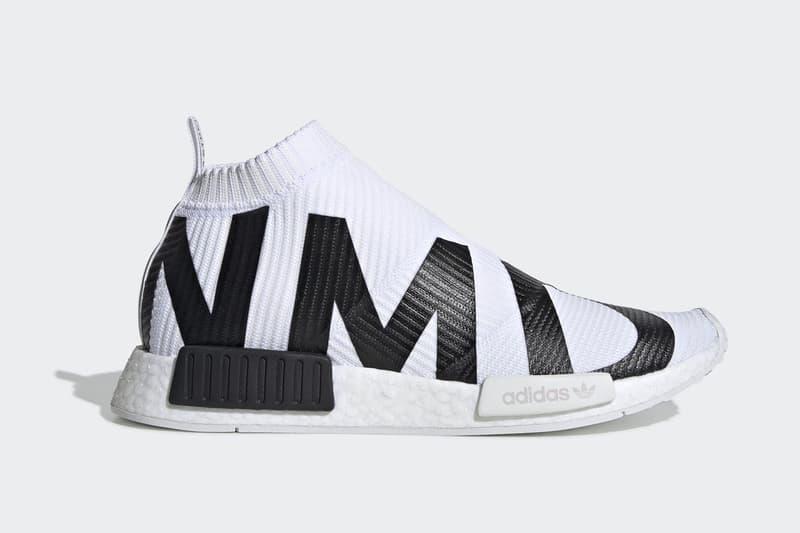 大字標記-adidas 全新 NMD_CS1 Primeknit 鞋款登場