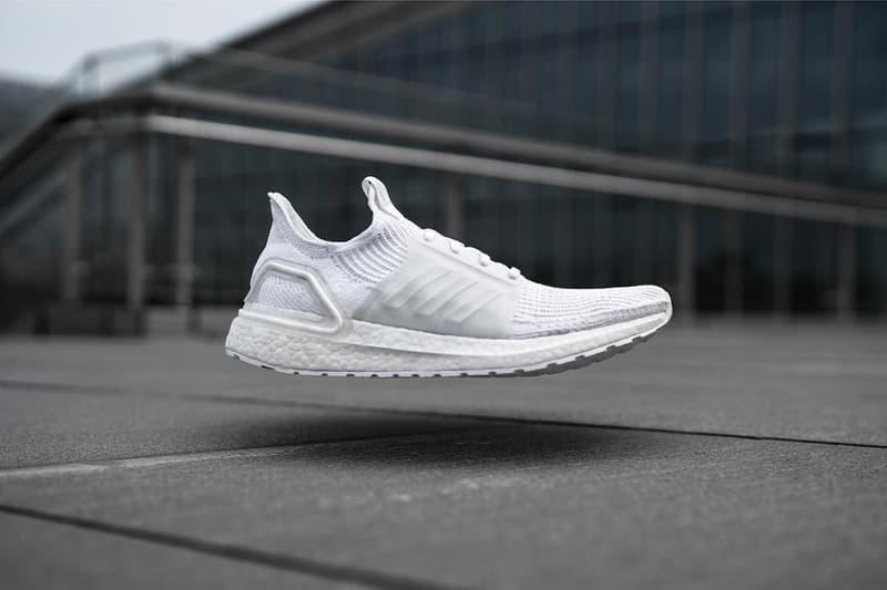 搶先預覽 adidas UltraBOOST 19 全新「Triple White」配色