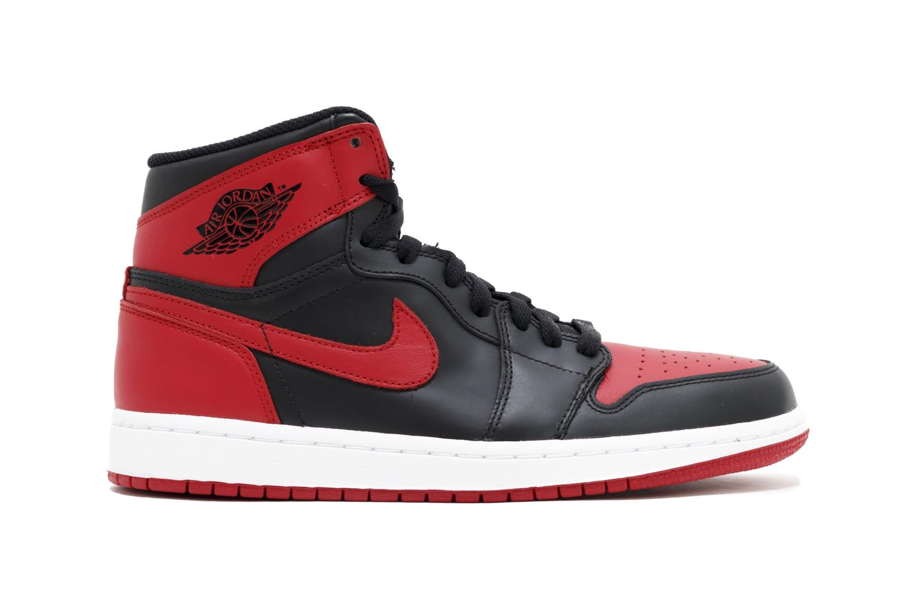 Air Jordan 1 Retro「Bred」或將於今年Black