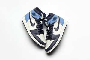 搶先預覽 Air Jordan 1 Retro High OG 全新「Obsidian」配色