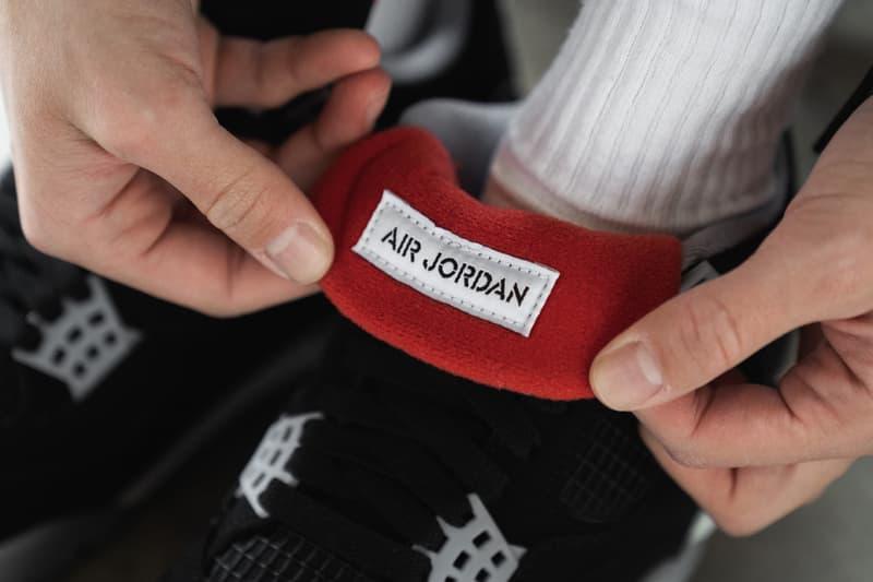Air Jordan 4 Retro「Bred」最新復刻版本上腳預覽