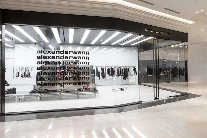 主理人親臨現場!率先走進 Alexander Wang 台灣首間門店