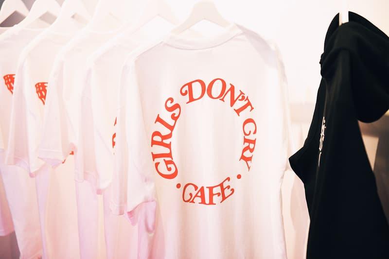 走進 Amazon Fashion x Girls Don't Cry「AT TOKYO」期間限定店