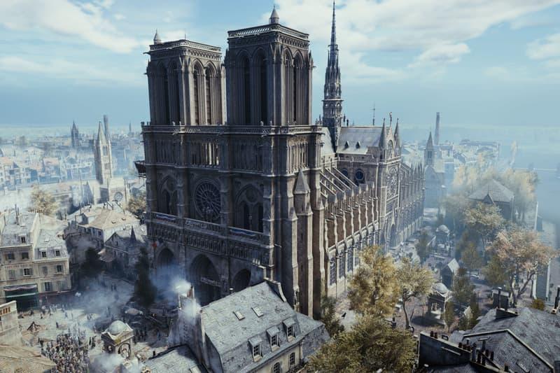 紀念巴黎聖母院!Ubisoft 宣佈開放免費領取《Assassin's Creed Unity》並捐款 €50 萬歐元