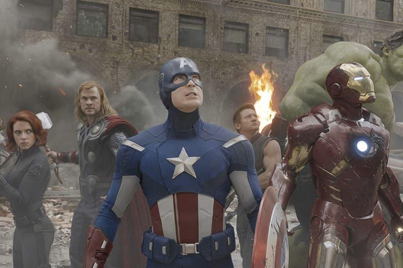 聚焦初始 Avengers 成員!《Avengers: Endgame》藝術家創作電影海報釋出
