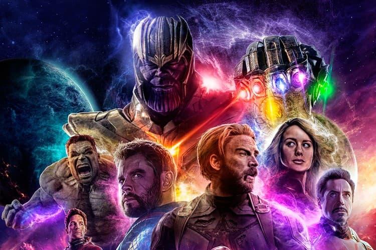 香港史上最高-《Avengers: Endgame》開畫票房超越 2,000 萬港元