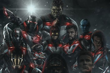 Picture of 口碑爆棚!《Avengers: Endgame》首日上映即刻打破台灣影史開片紀錄