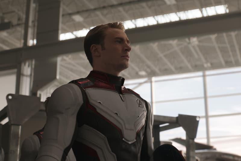 IMDb 總結《Avengers : Endgame》主要角色的上場時間