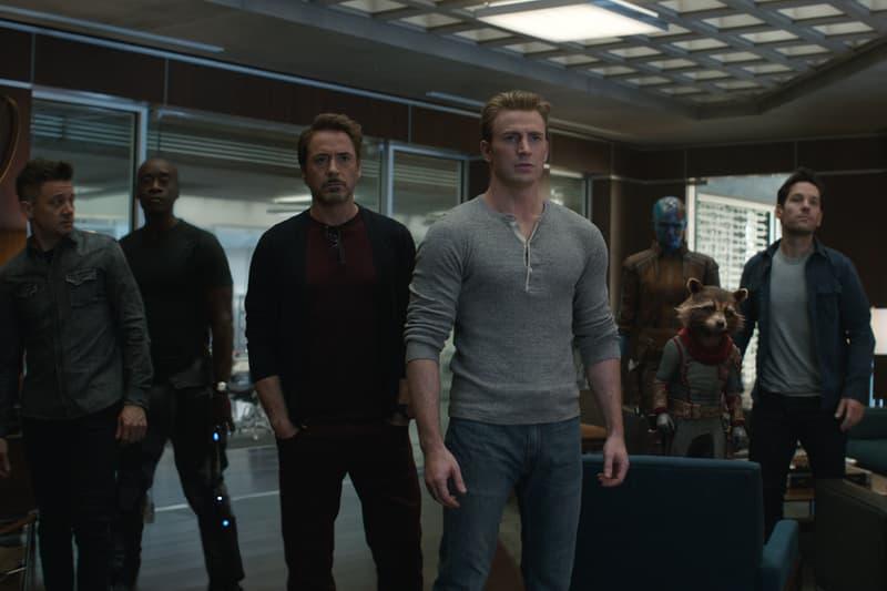 溫馨提示-《Avengers: Endgame》將不設任何結尾驚喜片段