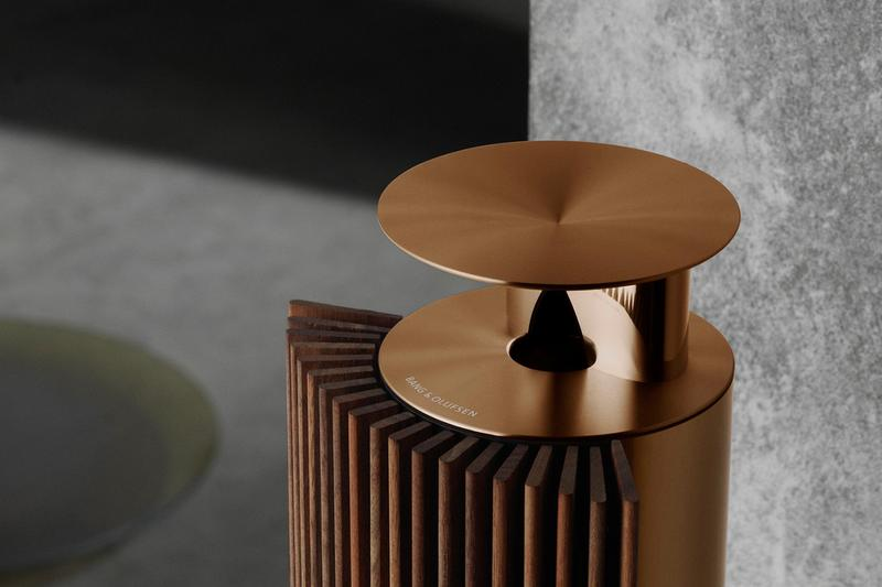 高端視聽美學-Bang & Olufsen 推出四款古銅色系列新品
