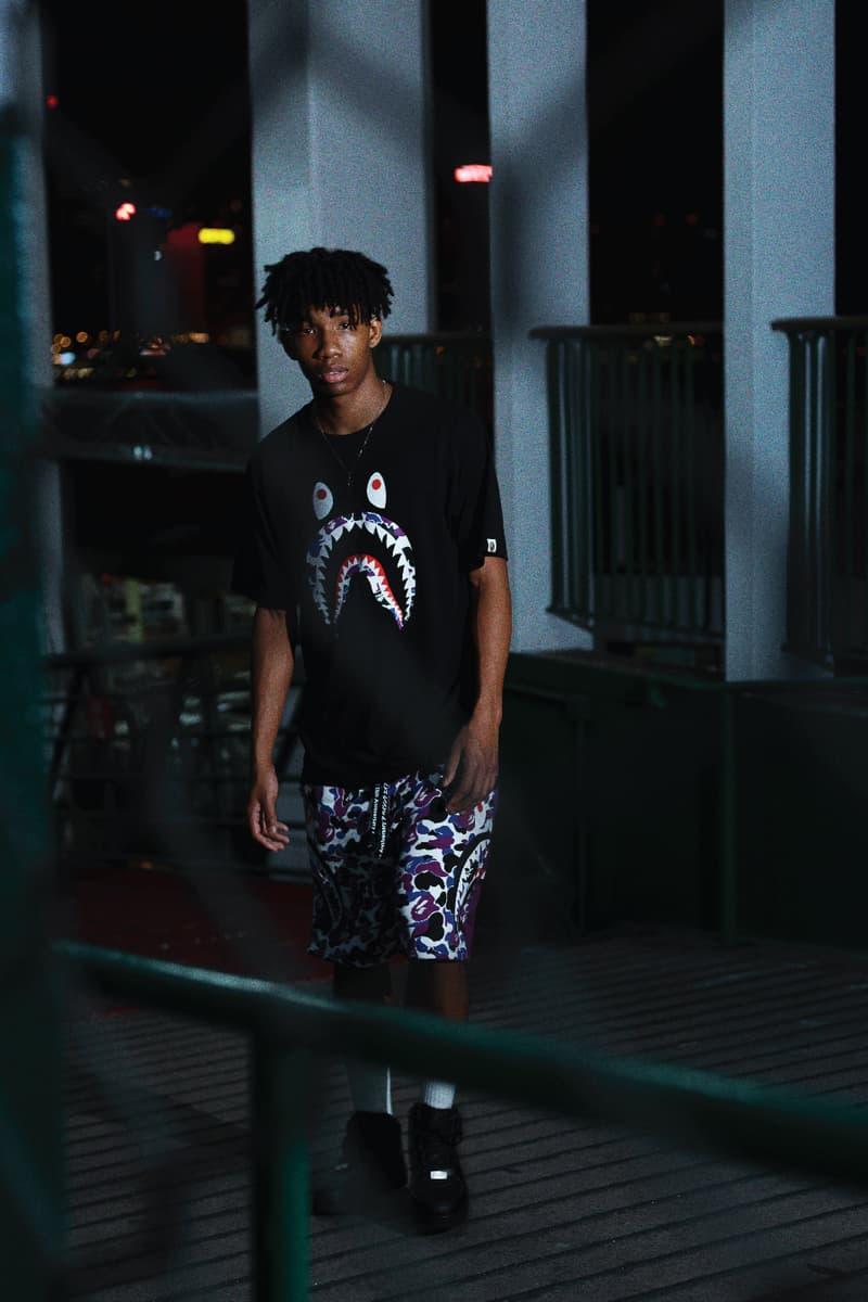 香港猿味道-BAPE STORE® HONG KONG 13 周年別注系列登場