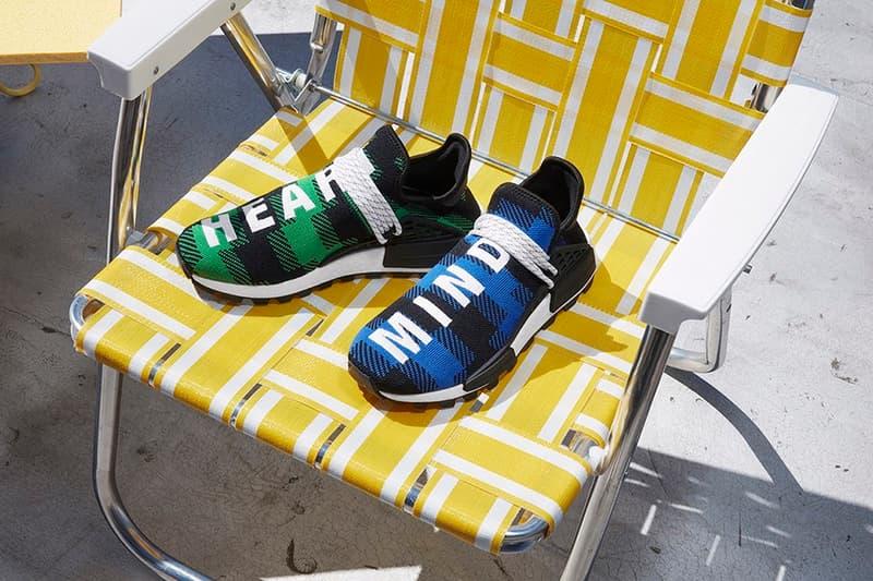 Pharrell x adidas Originals NMD Hu 全新聯乘 BBC 別注系列發售詳情公開