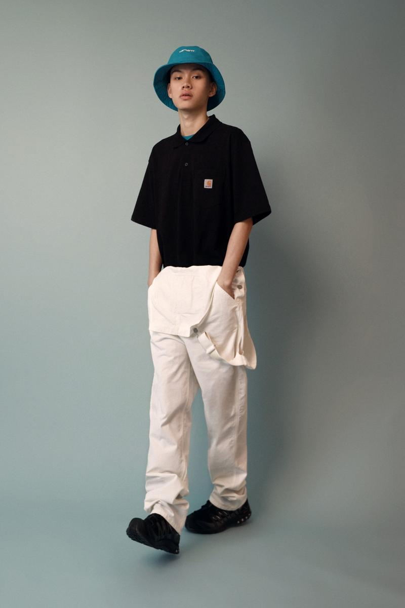 Carhartt WIP 最新 2019 春夏「Exclusive Capsule Collection」系列登場