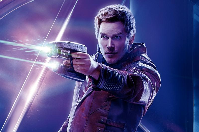 Marvel 最大膽!「Star-Lord」Chris Pratt 違反規定拍攝《Avengers: Endgame》片場畫面