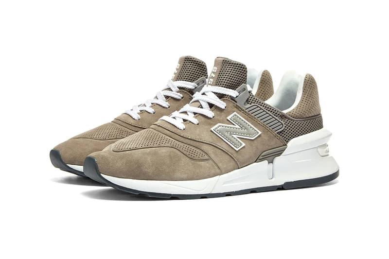 COMME des GARÇONS x New Balance 發佈 MS997 聯名鞋款
