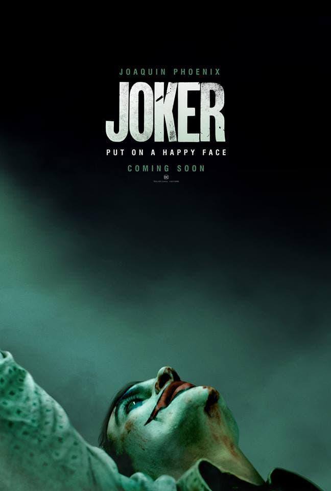 DC 最新起源電影《Joker》前導預告將於今夜登場