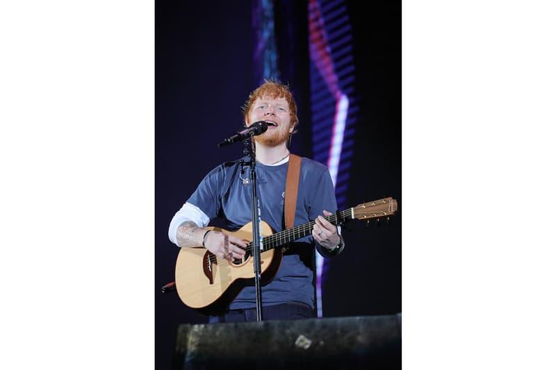 HYPEBEAST 現場直擊「紅髮艾德」Ed Sheeran 2019 亞洲巡迴演唱會台灣站