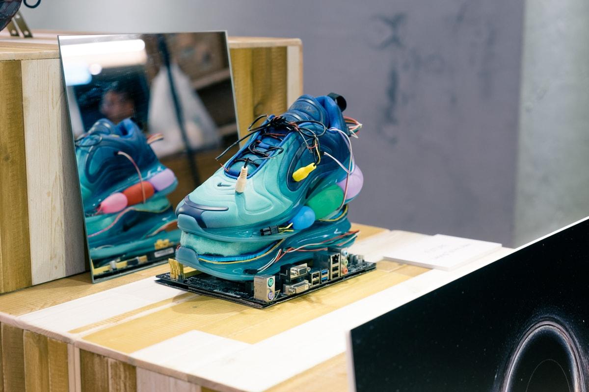 教父見参!直擊藤原浩親臨香港出席 Nike On Air 系列活動