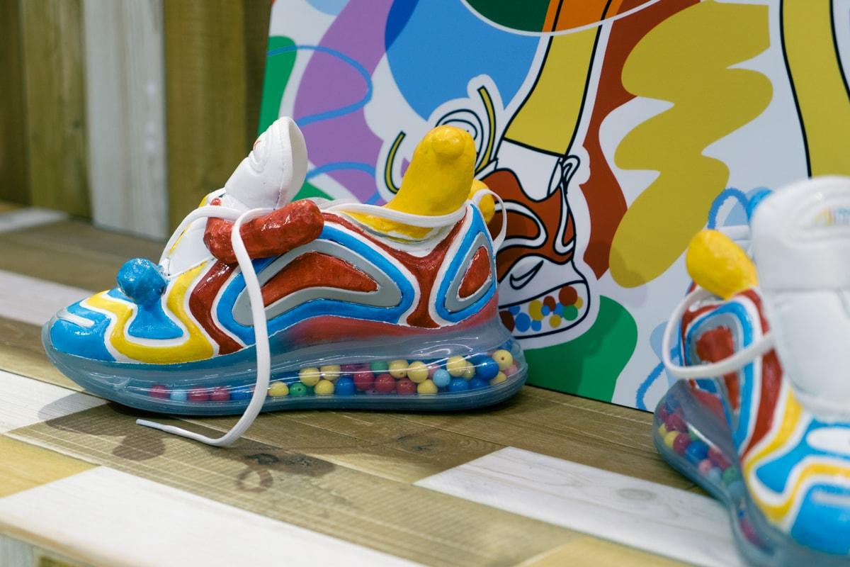 藤原浩親臨-直擊香港 Nike On Air 系列活動