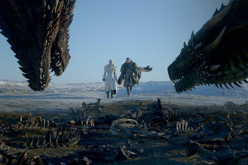 《Game of Thrones》最終季首映打破收視率紀錄