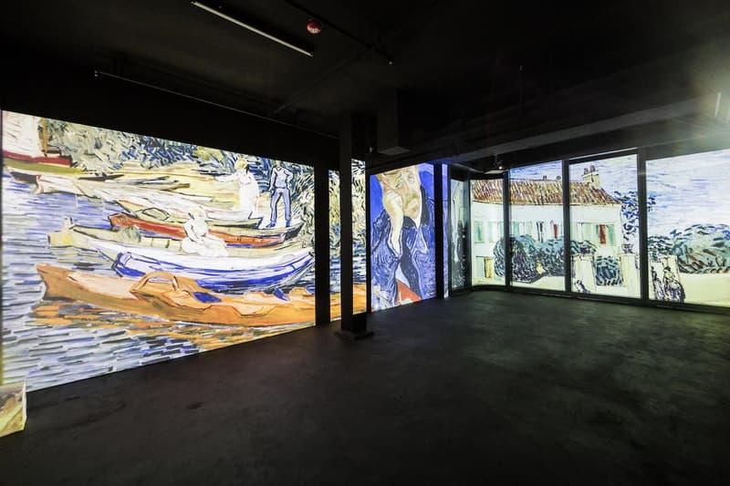 世界巡迴展覽「梵高在世:多感官體驗」正式登陸香港