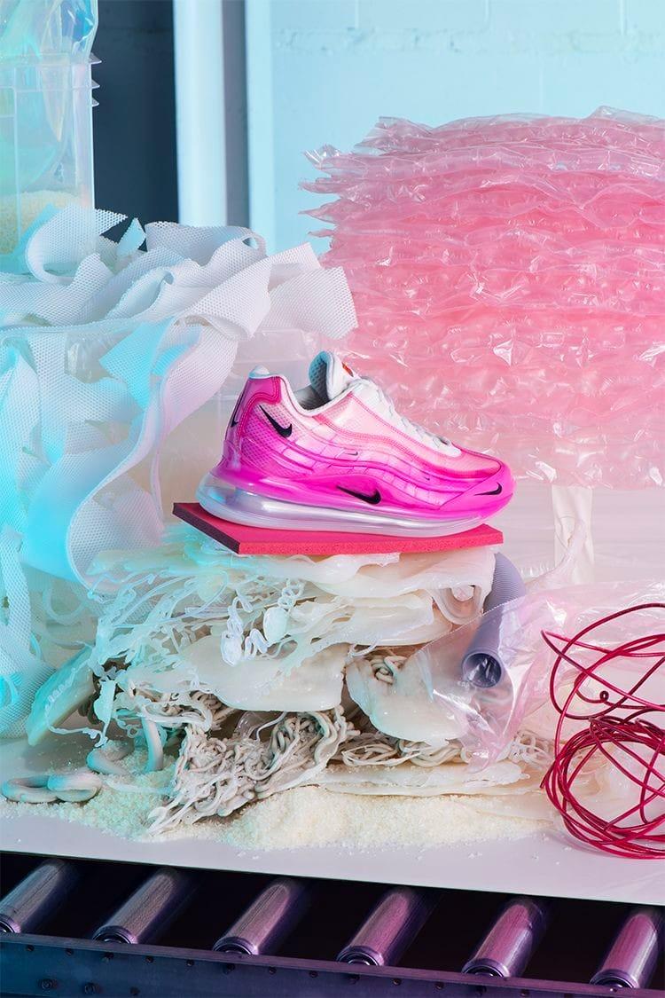 Heron Preston x Nike By You Air Max 720