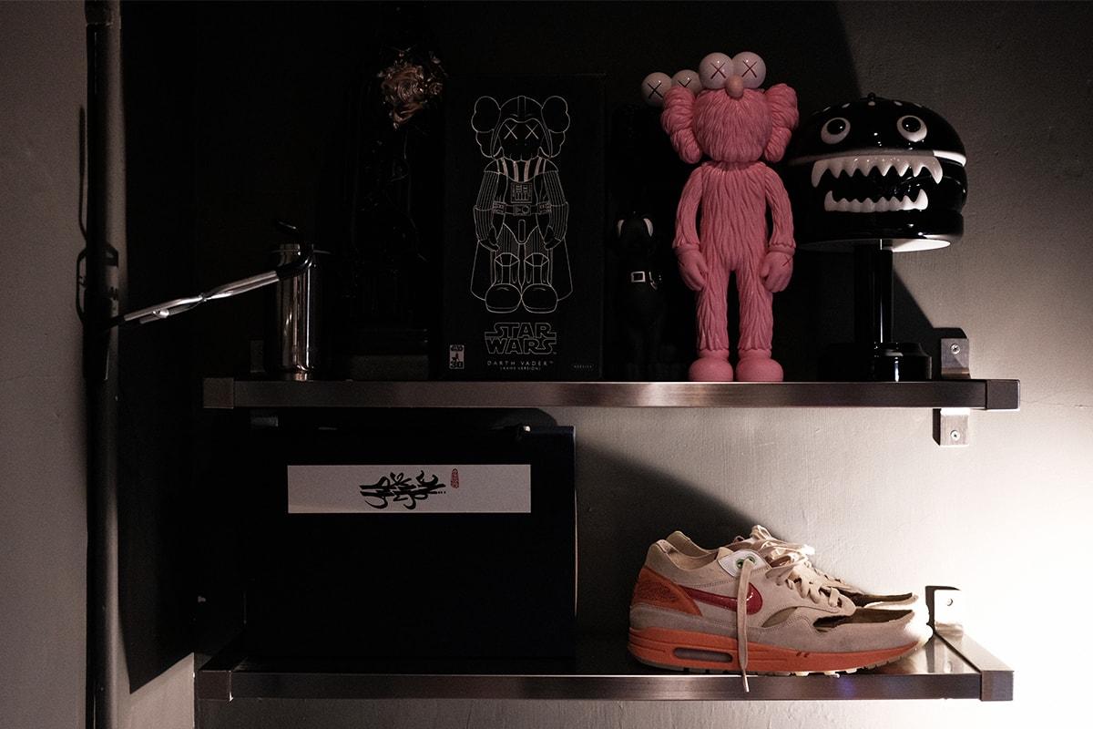 HOLYMOUNTAIN CO.  時尚總店遷移重啟