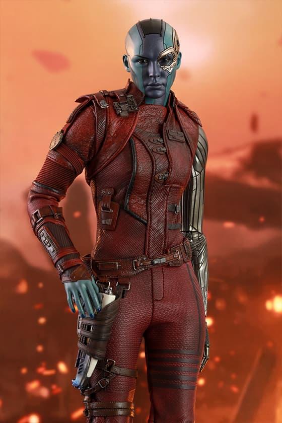 Hot Toys 發佈最新《Avengers: Endgame》Nebula 珍藏人偶