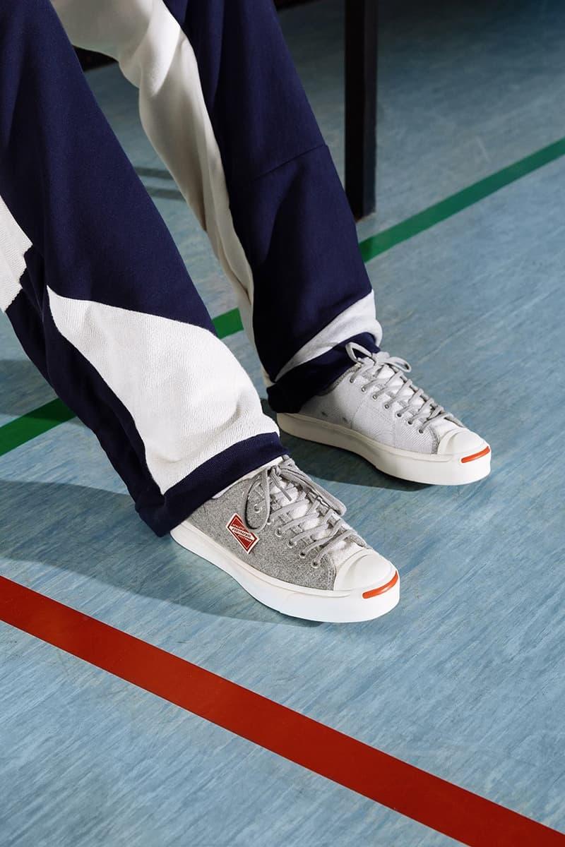 校園情懷-Footpatrol x Converse 聯乘鞋款及服裝系列發佈