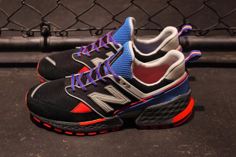 mita sneakers x WHIZ LIMITED x New Balance 攜手打造別注聯名 MS574 V2 鞋款
