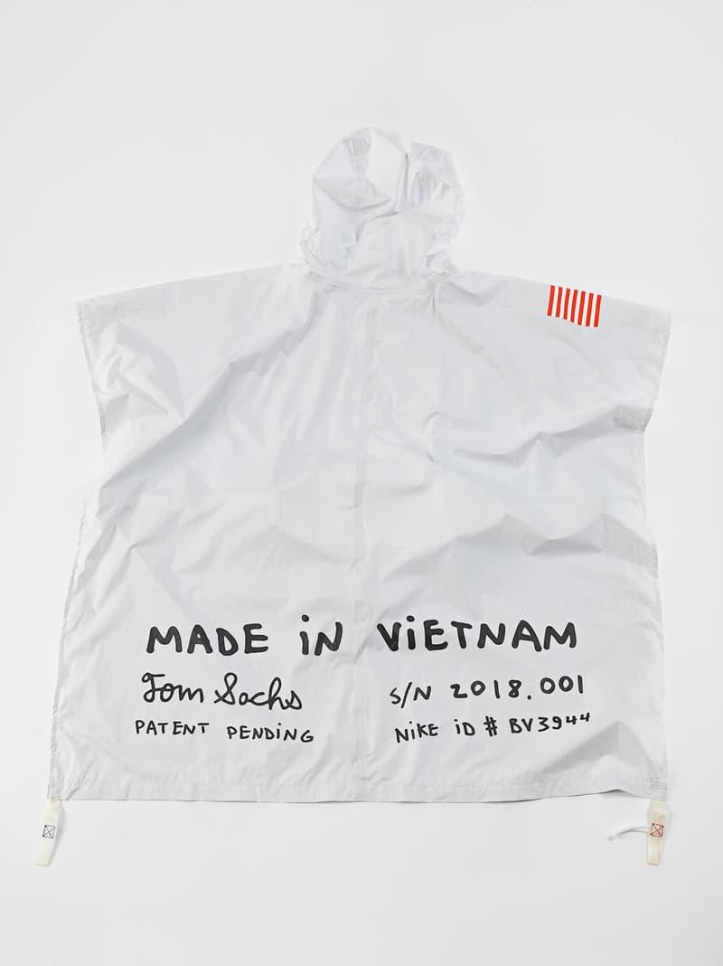 Tom Sachs x Nike Craft 全新太空聯乘系列單品圖片公開