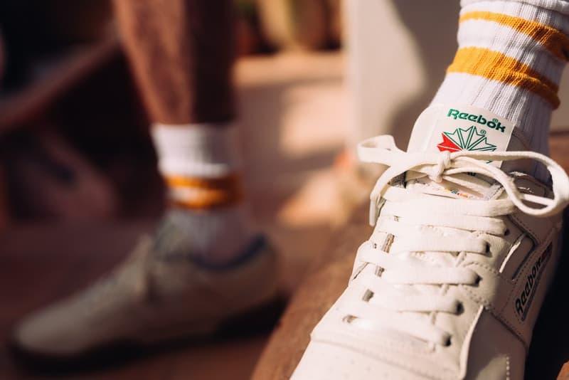 Oi Polloi x Reebok 攜手打造簡約復古 Workout 聯名鞋款