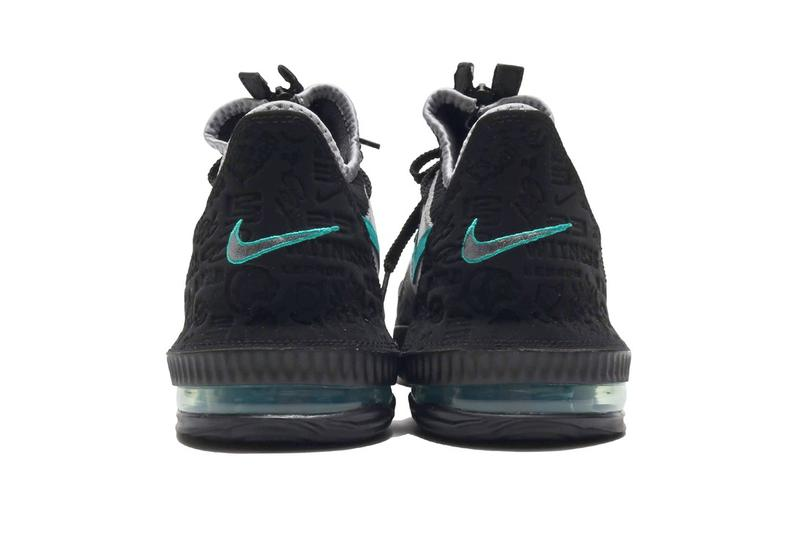 atmos x Nike LeBron 16 Low「Clear Jade」官方發售情報正式公開!