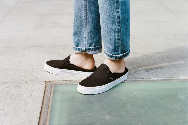 沒有最懶-Vans 推出 Slip-On 懶人進化版