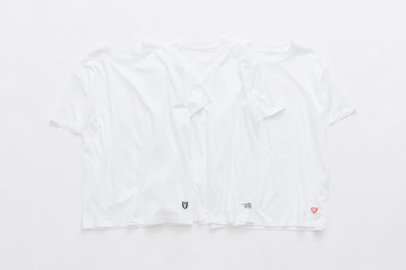 極熱必選-Human Made 推出素色套裝 T-Shirt
