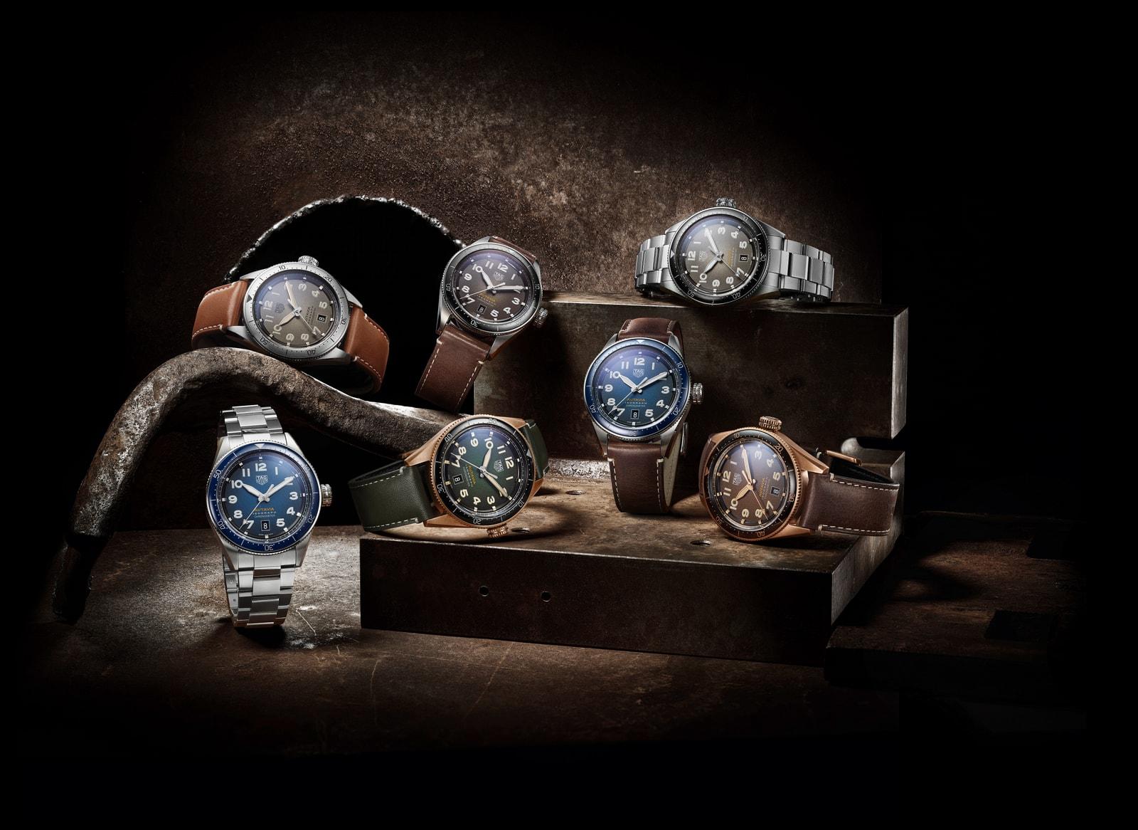 HYPEBEAST 直擊 Tag Heuer 全新錶款 Autavia 上海發佈會