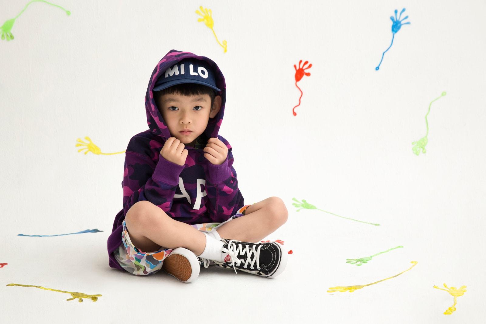 台灣也有潮童!網路人氣小孩演繹 #hypekids 造型企劃
